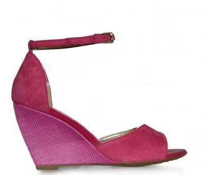 hogan sandali con plateau