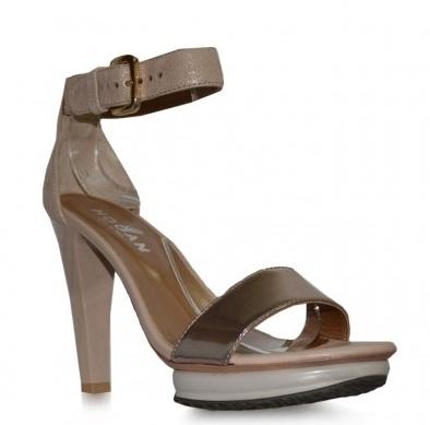 hogan donna tacco alto sandali