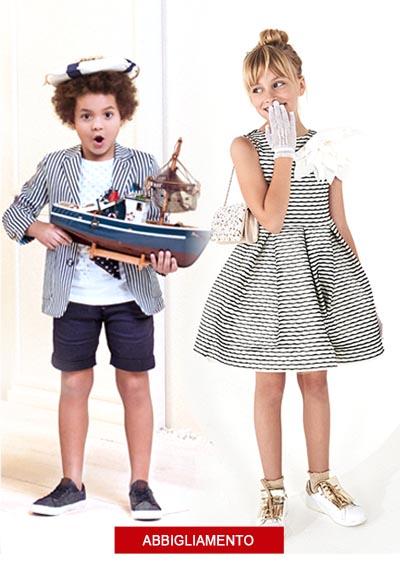 abbigliamento bambini