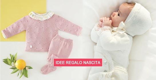 idee regalo nascita