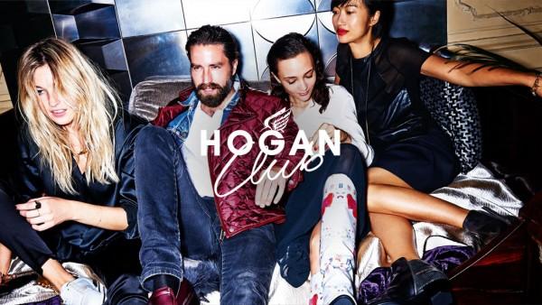 Hogan interactive donna e hogan uomo