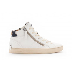 CRIME LONDON JAVA MID SNEAKERS ALTA