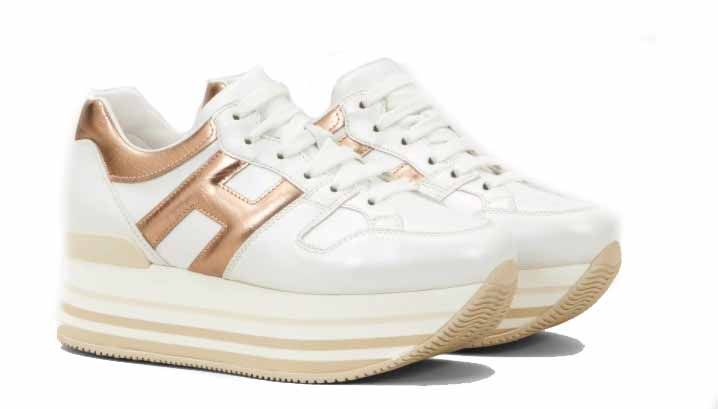 Hogan H222 Sneakers - HXW2830T548O6T0989- New Collection A / W 2020/21