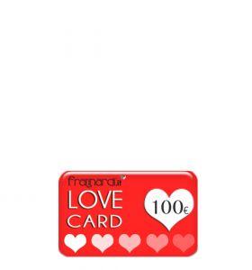 GIFT CARD ST. VALENTINE - 100€