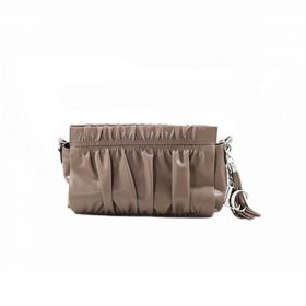 LA CARRIE BAG BASIC CLUTCH PU