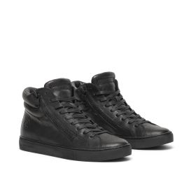 CRIME LONDON HIGH TOP SNEAKERS