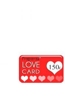 GIFT CARD ST. VALENTINE - 150€