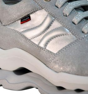 retro CALLAGHAN SNEAKERS SOLE