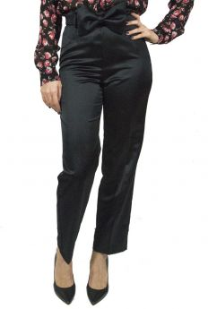 BE BLUMARINE PANTALONE IN RASO