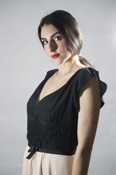 ANNA MOLINARI BLUMARINE ABITO