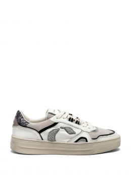retro CRIME LONDON SNEAKERS LOW TOP OFF COURT