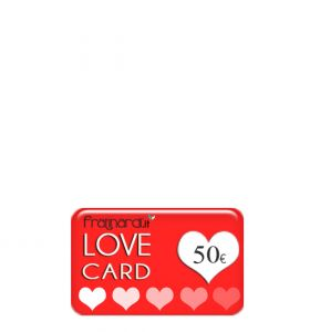 GIFT CARD ST. VALENTINE - 50€
