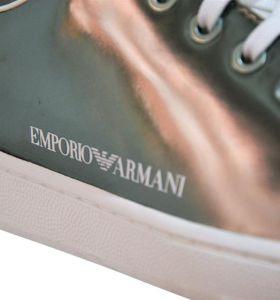 retro EMPORIO ARMANI SNEAKERS