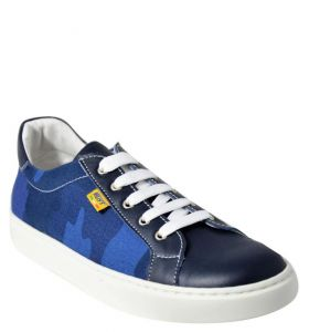 retro HILLY'S SNEAKERS