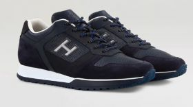 retro HOGAN H321 SNEAKERS