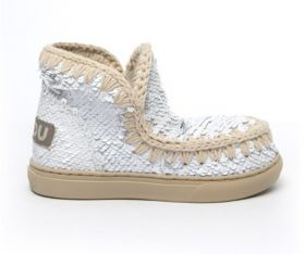 MOU SUMMER ESKIMO SNEAKERS SEQUINS