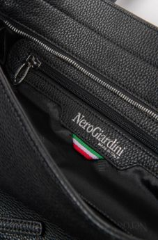 NEROGIARDINI SHOPPING BAG