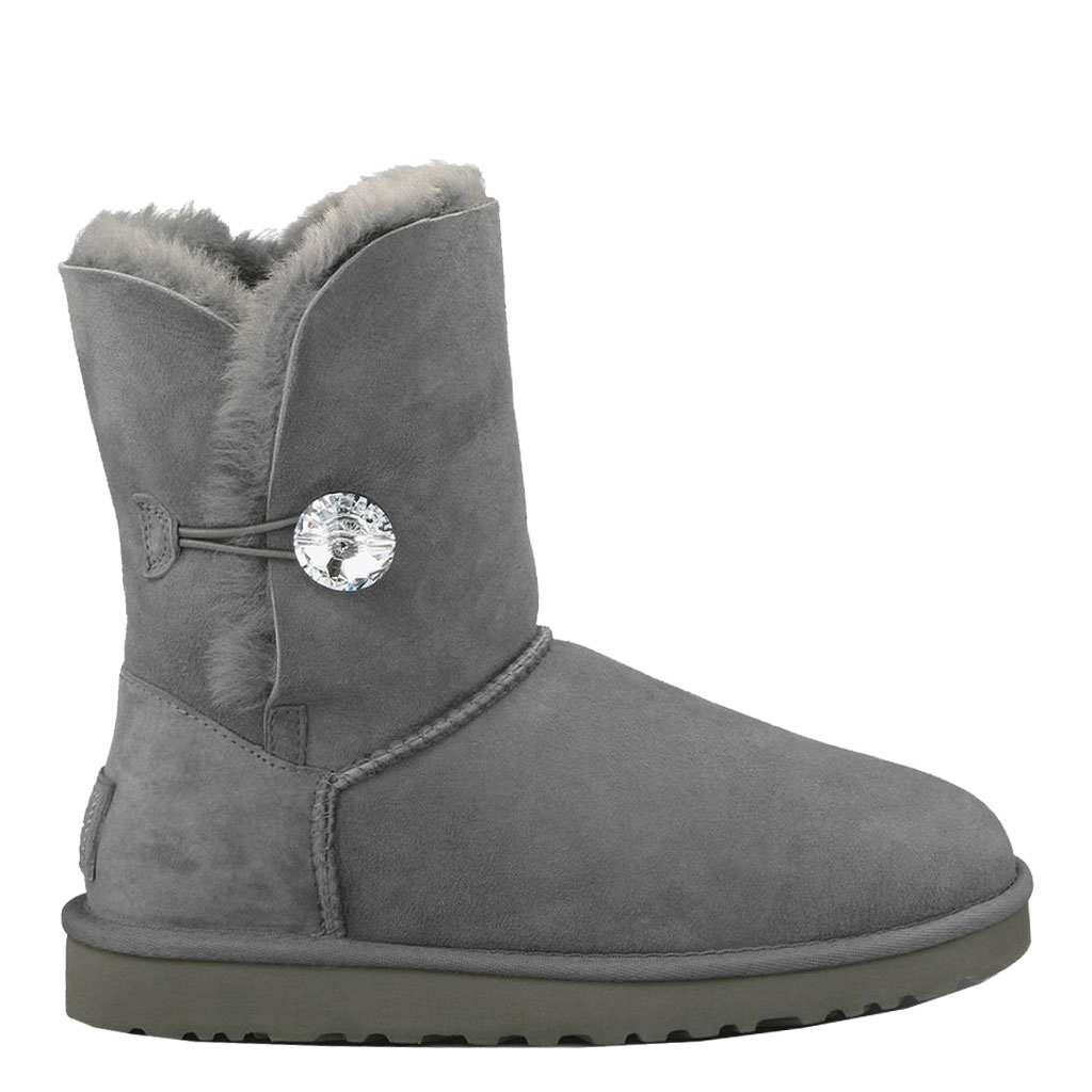Ugg australia w bailey button bling stivali