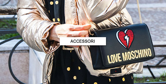 Nuova collezione accessori donna 2020