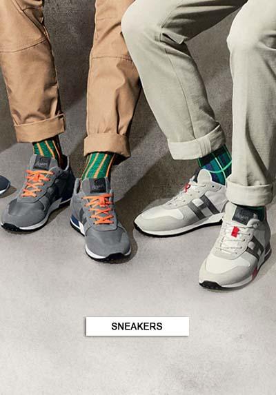 sneakers uomo autunno