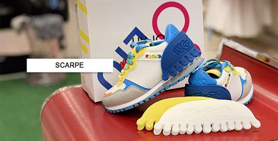 scarpe bambino e bambina 2021