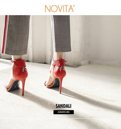 Sandali New Collection PE2019