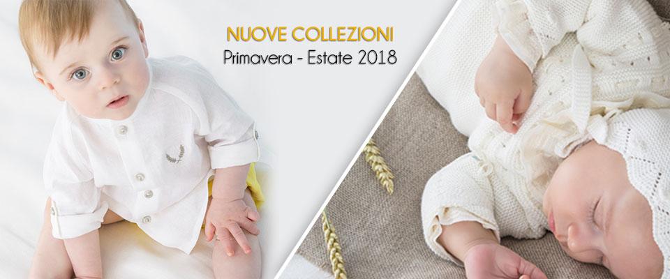 Nuove collezioni 2018